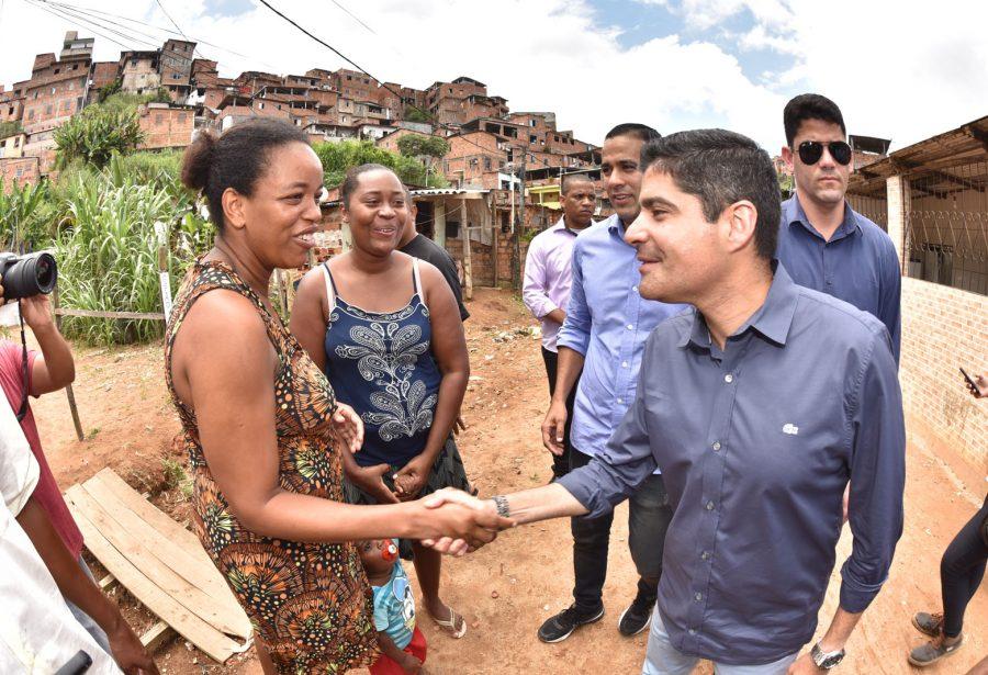 Resultado de imagem para Urbanização vai possibilitar mais qualidade de vida a São Marcos