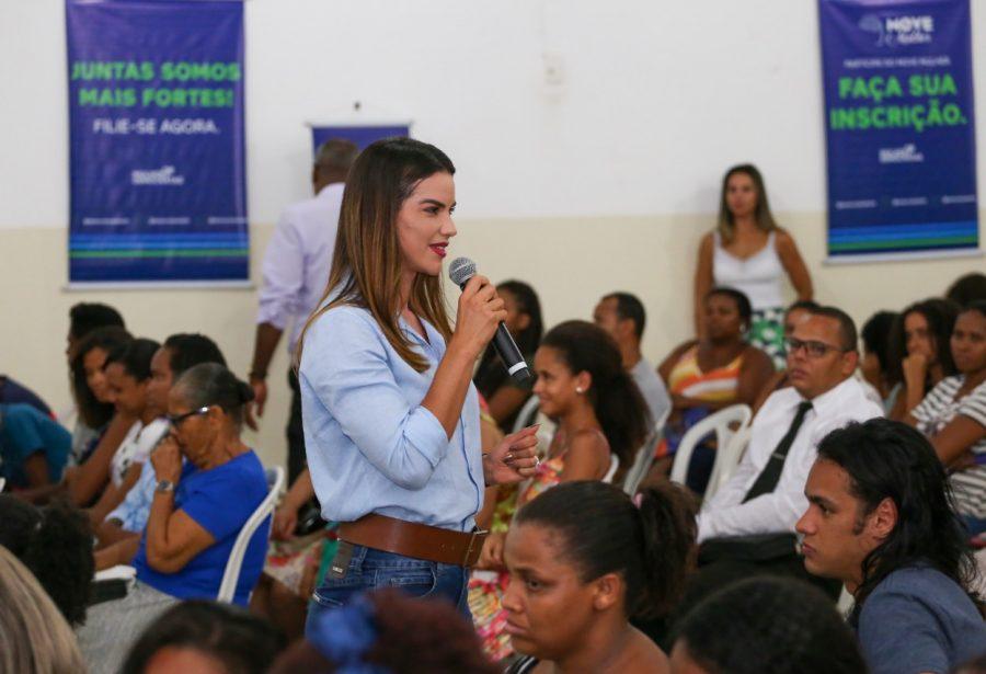 Democratas promove seminário para debater fortalecimento da atuação política de mulheres nesta sexta (13) em Salvador