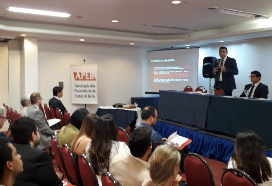 """Resultado de imagem para Inovação na Advocacia Pública foi tema de seminário realizado em Salvador"""""""