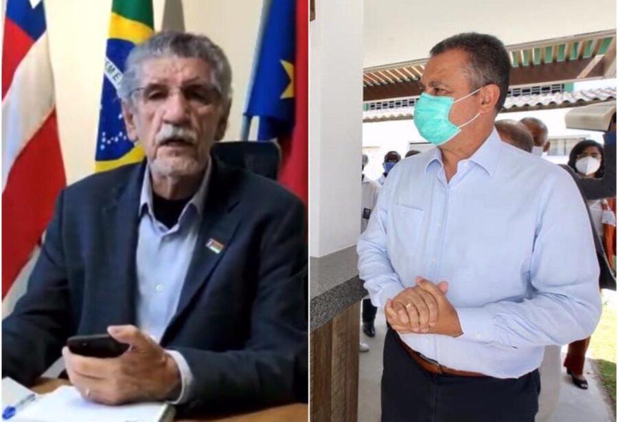 Conquista: prefeito Herzem sugere que Governo Rui manipula taxa de ...
