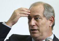 'Chega de mandar estagiário para a Presidência', diz Ciro sobre Huck