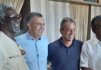 PDT esquece Leo Prates e anuncia Félix Jr. e Vovô como pré-candidatos a prefeito