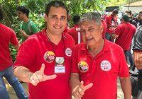 Rosemberg comemora vitória de Éden Valadares para presidência estadual do PT