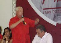 Presidente do PT minimiza vitória de Éden e prevê que ele precisará de articulação