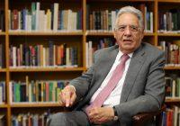 'A ideia, que parecia absurda, da renda universal, não sei mais se é absurda', diz FHC