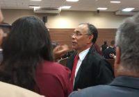 TJ: Lourival Trindade é eleito presidente com 28 votos contra 27 de Cynthia Resende
