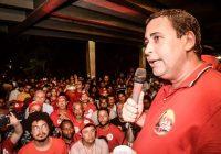 Duas interpretações sobre a não ida de Rui Costa à posse de Eden Valadares no PT