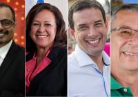Léo, Lídice e Magno serão candidatos, mas o PV fica com Neto: saiba quem pensa assim sobre Salvador