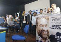 Em solo soteropolitano, Lupi  assegura que Prates representará o PDT no embate pela prefeitura de Salvador