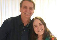 Bolsonaro avalia recriar Ministério da Cultura para abrigar Regina Duarte