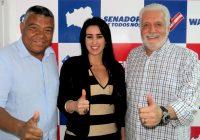 Porto Seguro: Lívia Bittencourt faz reuniões em Salvador e debate eleição 2020