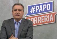 Rui recua em relação à polêmica com Bolsonaro sobre morte de miliciano na Bahia