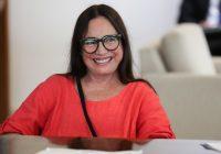 Malu Mader diz estar 'na torcida', mas temer por Regina Duarte