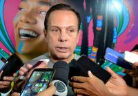 """Em Salvador, Doria classifica como """"equívoco"""" manifestação de bolsonaristas contra o Congresso"""