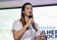 Patriota rejeita Beca mas filia candidata mais forte à Câmara Municipal no grupo de Neto