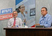 Coronavírus: Rui Costa anuncia prorrogação do fechamento das escolas no estado
