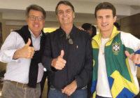 Paulo Marinho gastou R$ 6 mil em casacos para Bolsonaro
